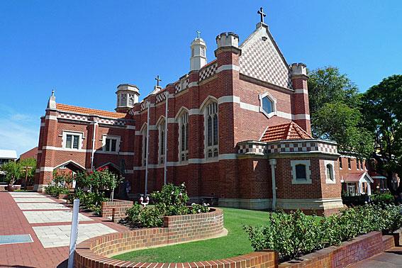 College Perth 50
