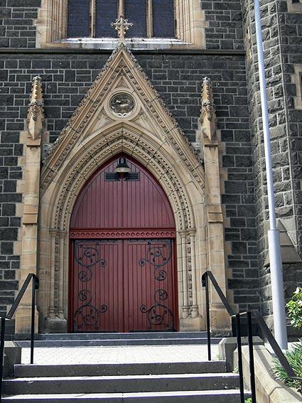 Clifton Hill St John the Baptist Catholic church organ